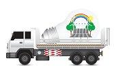Bulb truck