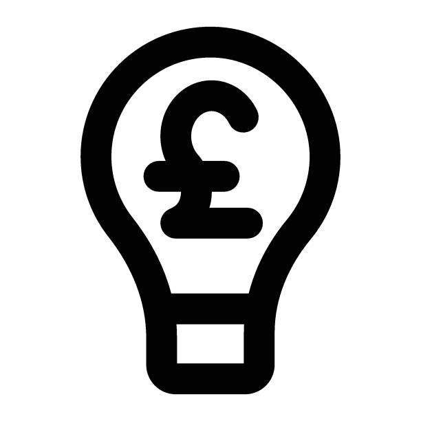 bulb lamp energy efficient lightbulb stock illustrations
