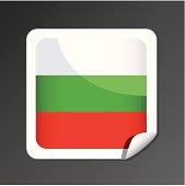 Bulgarian flag icon