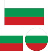 Bulgarian flags