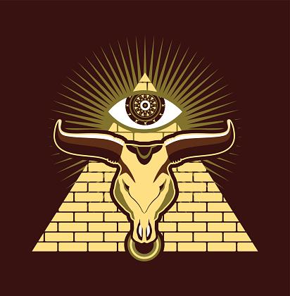 bull in Egyptian mythology
