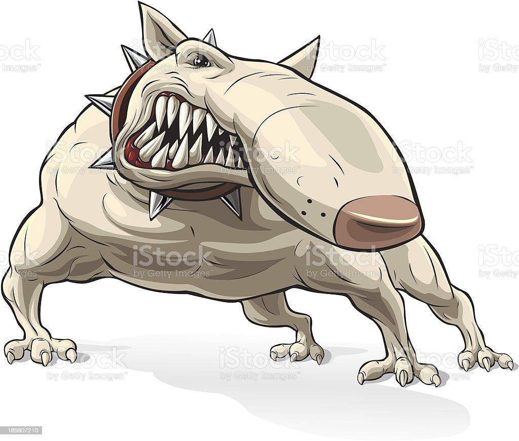 Bull Terrier Stock Vector Art IStock - Bull terrier art