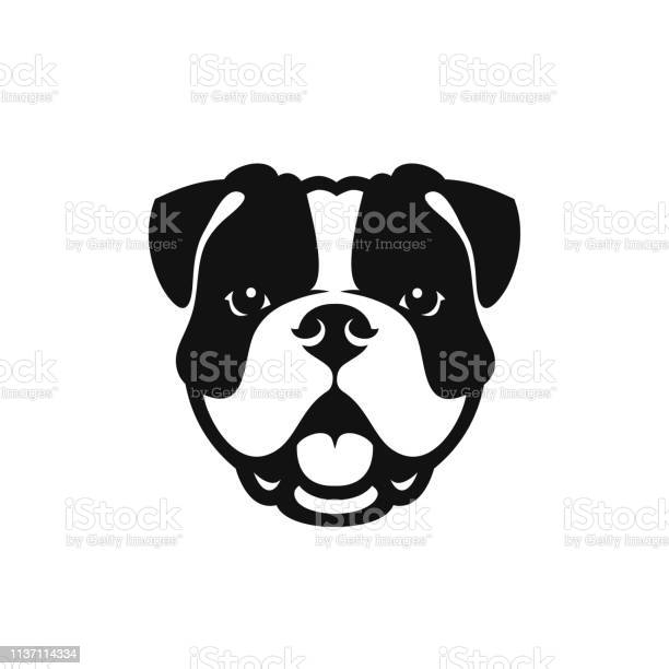 Bulldog face isolated outlined vector illustration vector id1137114334?b=1&k=6&m=1137114334&s=612x612&h=7iwzt efwqujvoaanvxwvuxhx6m6hbncaqzzy8bmdpw=