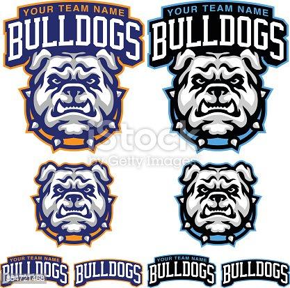 istock Bulldog Sports Kit 854721468