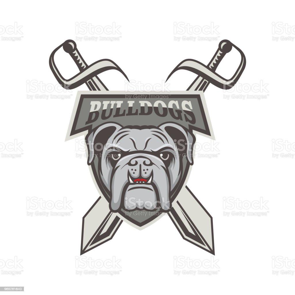 Bulldog vector royalty-free bulldog vector stock vector art & more images of bulldog
