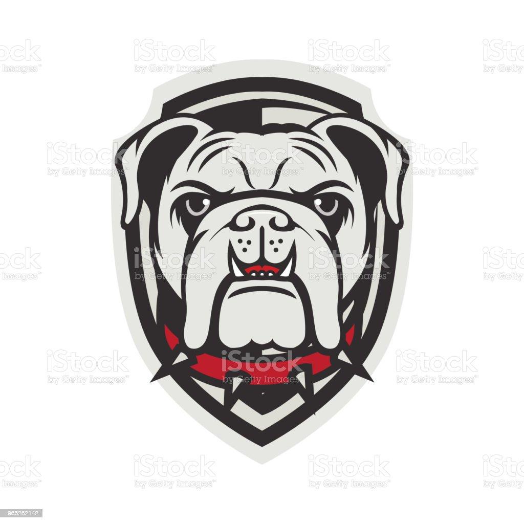 Bulldog vector bulldog vector - stockowe grafiki wektorowe i więcej obrazów bez ludzi royalty-free