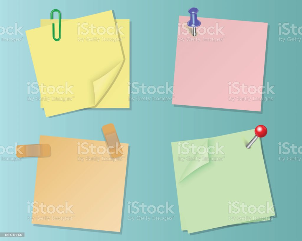 bulletin board royalty-free bulletin board stock vector art & more images of announcement message