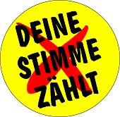 Bundestags Wahl in Deutschland