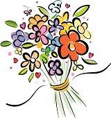 istock bundle flowers 165820000