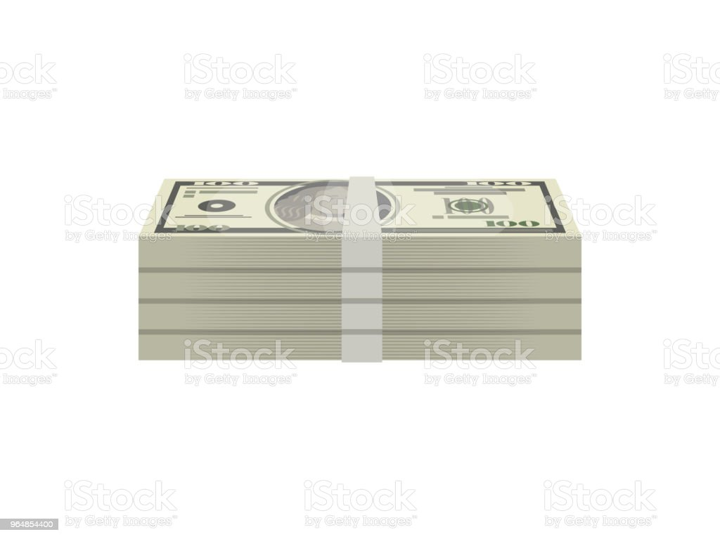 Bundles of paper money isolated isometric icon royalty-free bundles of paper money isolated isometric icon stock vector art & more images of abundance