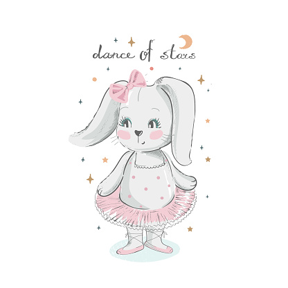 Bunny  ballerina