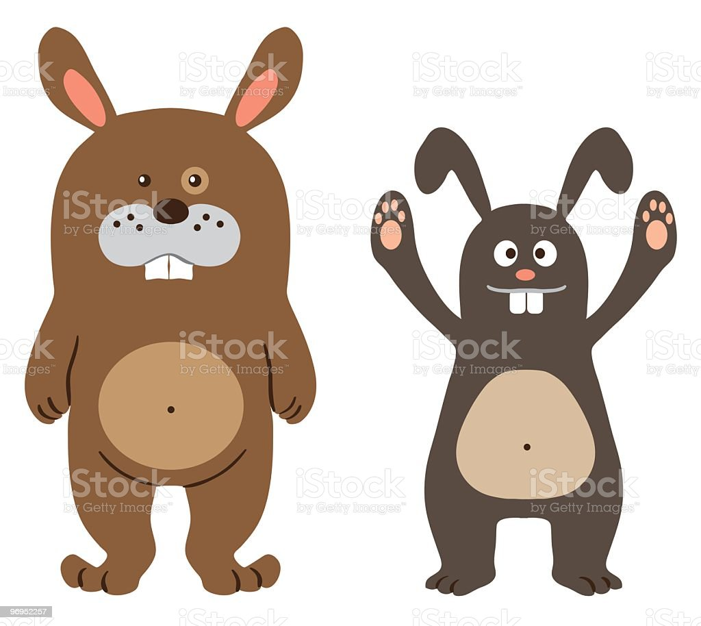 bunny characters royalty-free bunny characters stock vector art & more images of animal