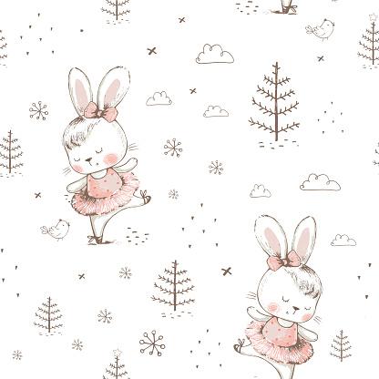 Bunny Dancer Pattern