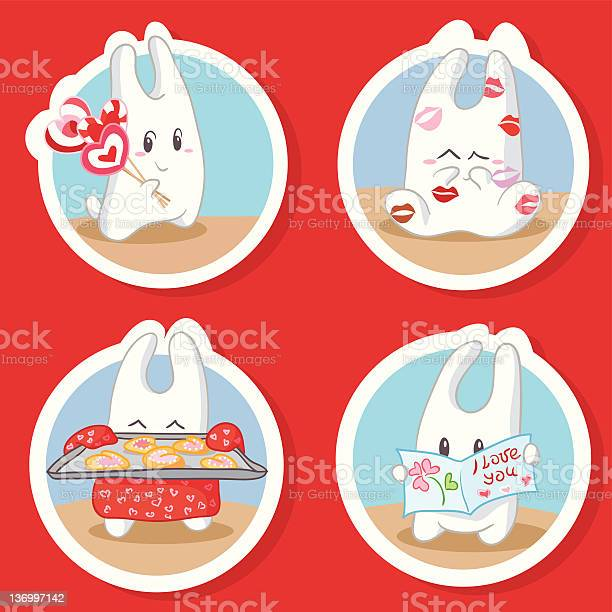 Bunny in love vector id136997142?b=1&k=6&m=136997142&s=612x612&h=io0ncrkpoqw0xbgxi priwuyqo7h0eod9kq bodmmai=