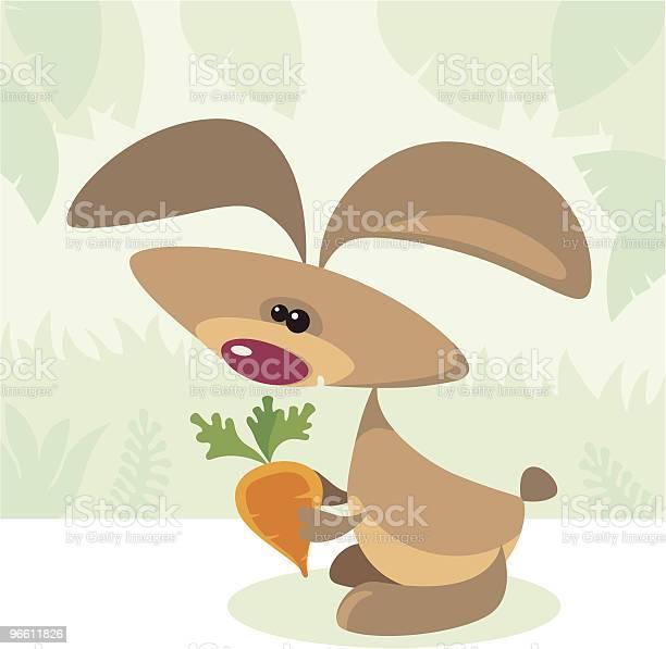 Bunny-vektorgrafik och fler bilder på Dag