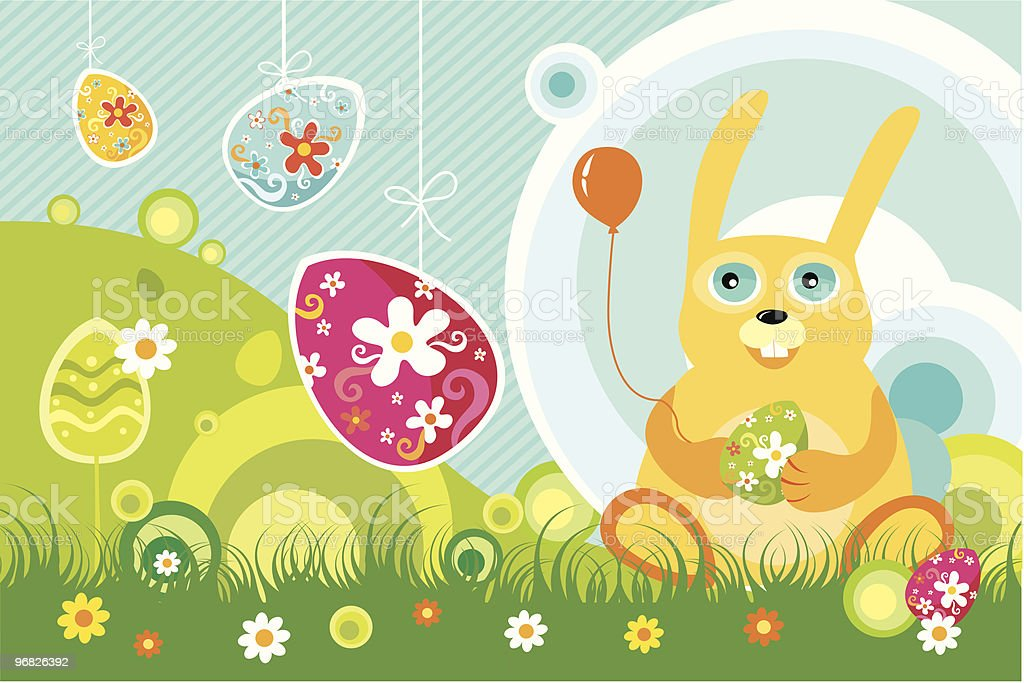 bunny royalty-free bunny stock vector art & more images of animal