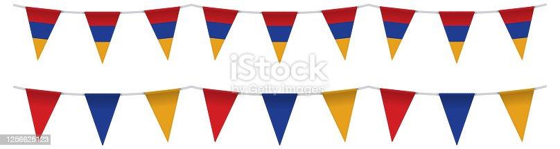 istock Bunting ARMENIA 1256625123