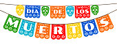 bunting for Day of the Dead