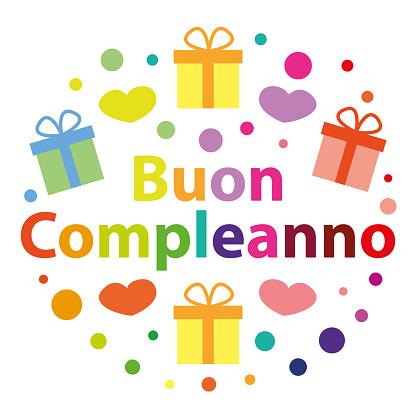 Italienisch geburtstagsgruß auf Geburtstag Auf