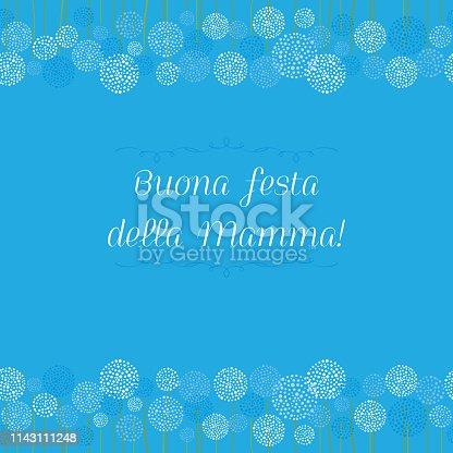 istock Buona Festa della Mamma! 1143111248
