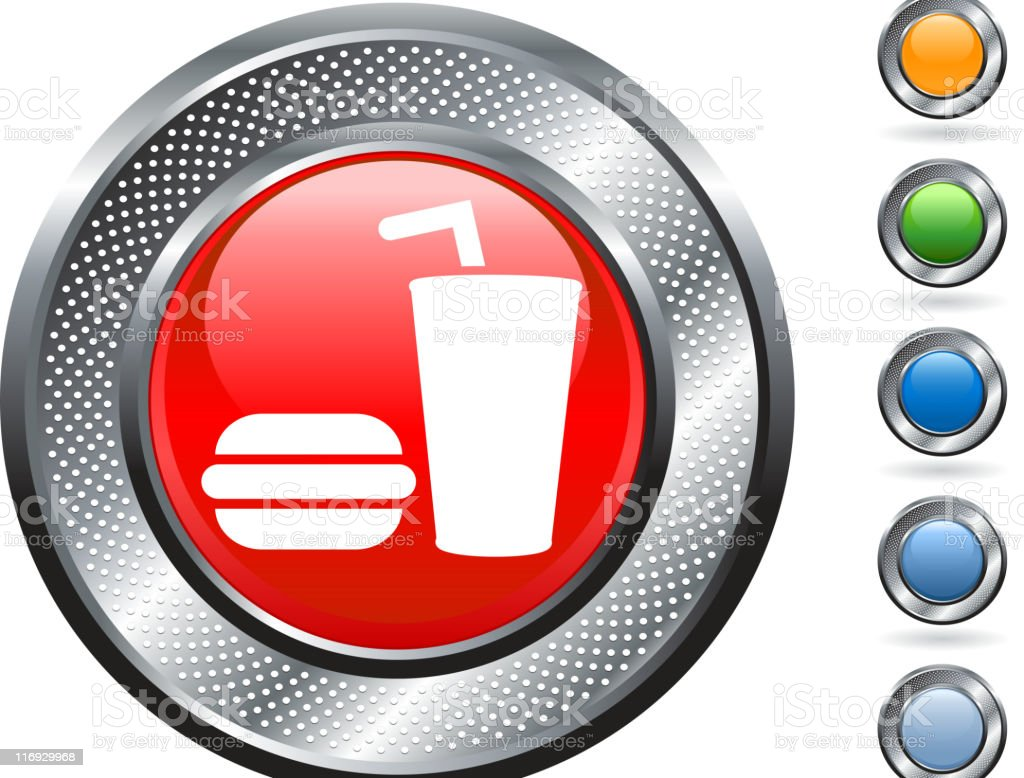 burger and cup of soda royalty free vector art royalty-free burger and cup of soda royalty free vector art stock vector art & more images of blank