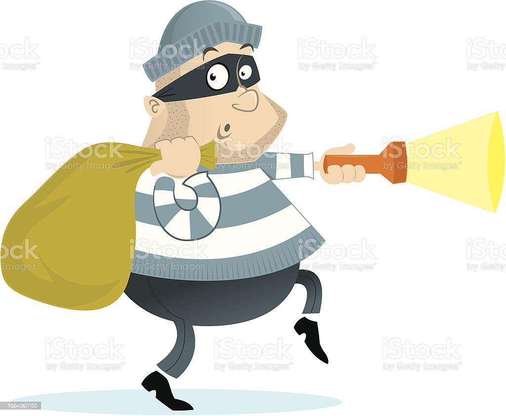 royalty free burglar clip art vector images illustrations istock rh istockphoto com burglar clipart free burglar alarm clipart