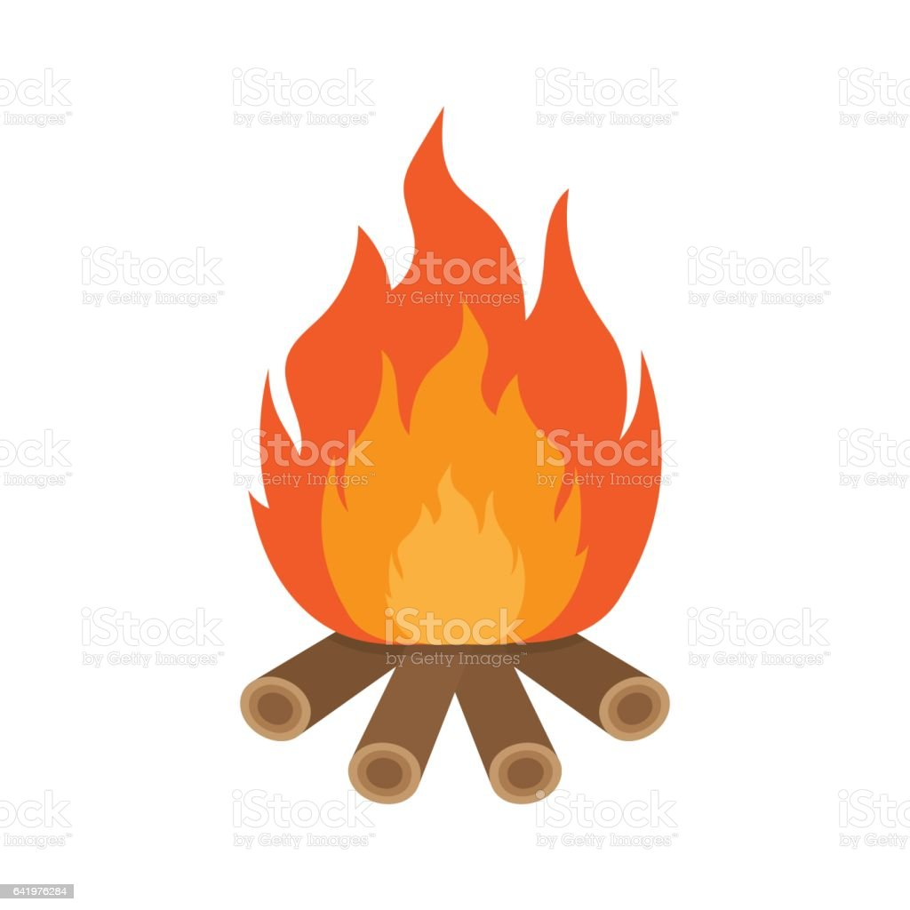 Image result for bonfire clipart