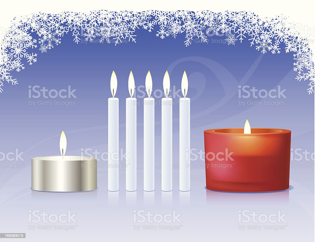Burning candles royalty-free burning candles stock vector art & more images of art