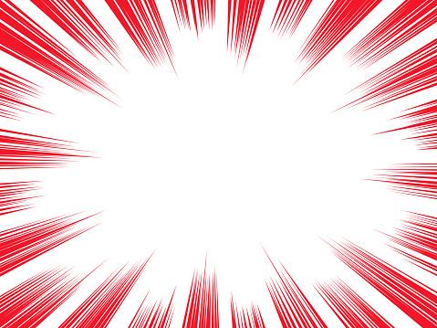 Burst Explosion Background