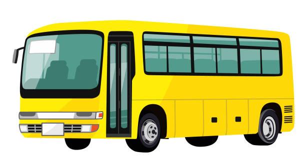 バス - バス点のイラスト素材/クリップアート素材/マンガ素材/アイコン素材