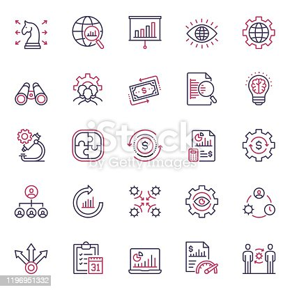 Business and Finance Multi color Icon Set contains such icons as Money Flow, Financial Report, Organizational Sources, Fiscal Year and so on.