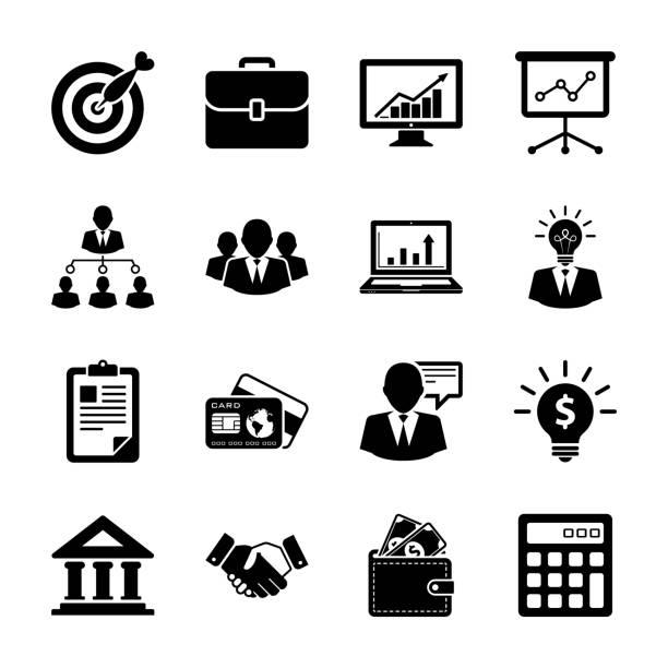 Frases Sobre El Mercado Bursátil Vectores Libres De Derechos