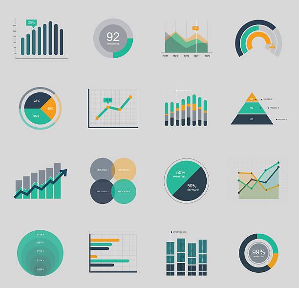 illustrazioni stock, clip art, cartoni animati e icone di tendenza di business e icona di mercato - mercato luogo per il commercio