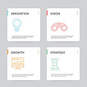 Business and Marketing Infographic Design Template