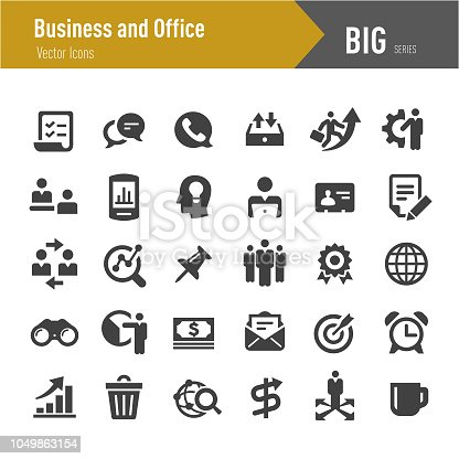 Business, Office,