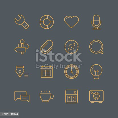 istock business and office icons 692068074