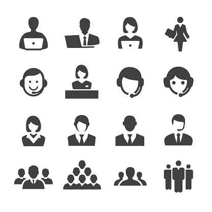 Business and Service Icons - Acme Series clipart