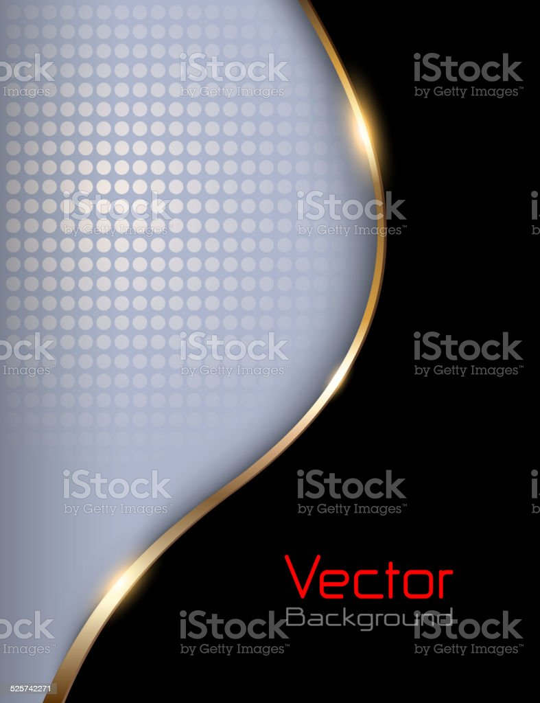 Business background vector art illustration