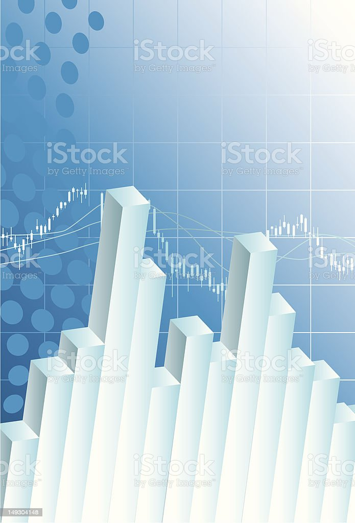 Business bar graph royalty-free business bar graph stock vector art & more images of abstract