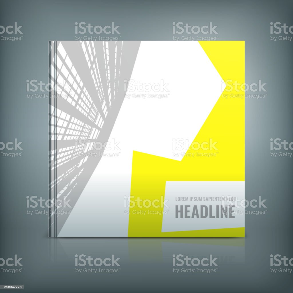 Business Brochure 26 A royalty-free business brochure 26 a stock vector art & more images of advertisement