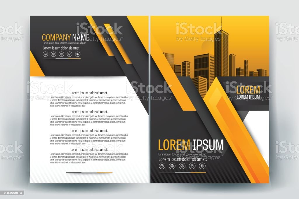 Business Brochure Cover Design Brochure Template Layout Template - Business brochure template