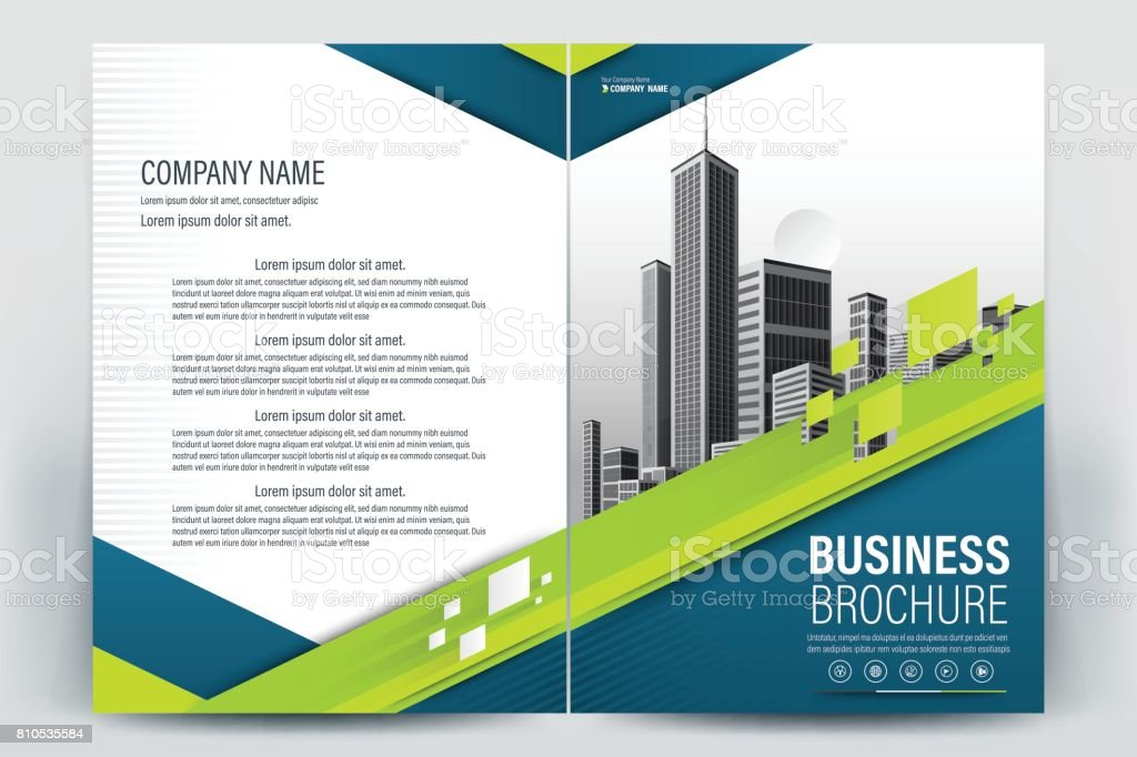 business brochure cover design brochure template layout template background for businessannual report