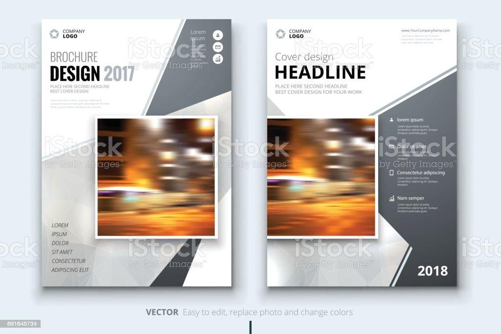 business brochure or flyer design leaflet catal