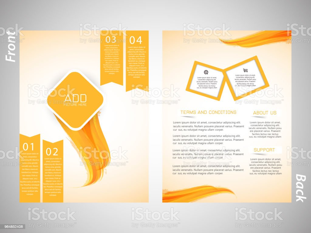 Business Brochures of Flyer royalty-free business brochures of flyer stock vector art & more images of abstract