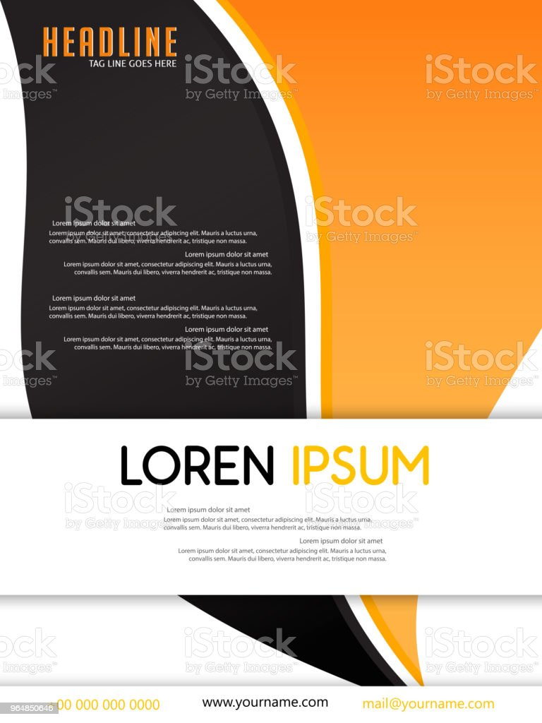 Business Brochures or Flyer royalty-free business brochures or flyer stock vector art & more images of abstract