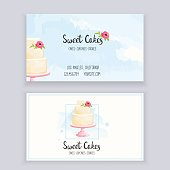 Business card bakery