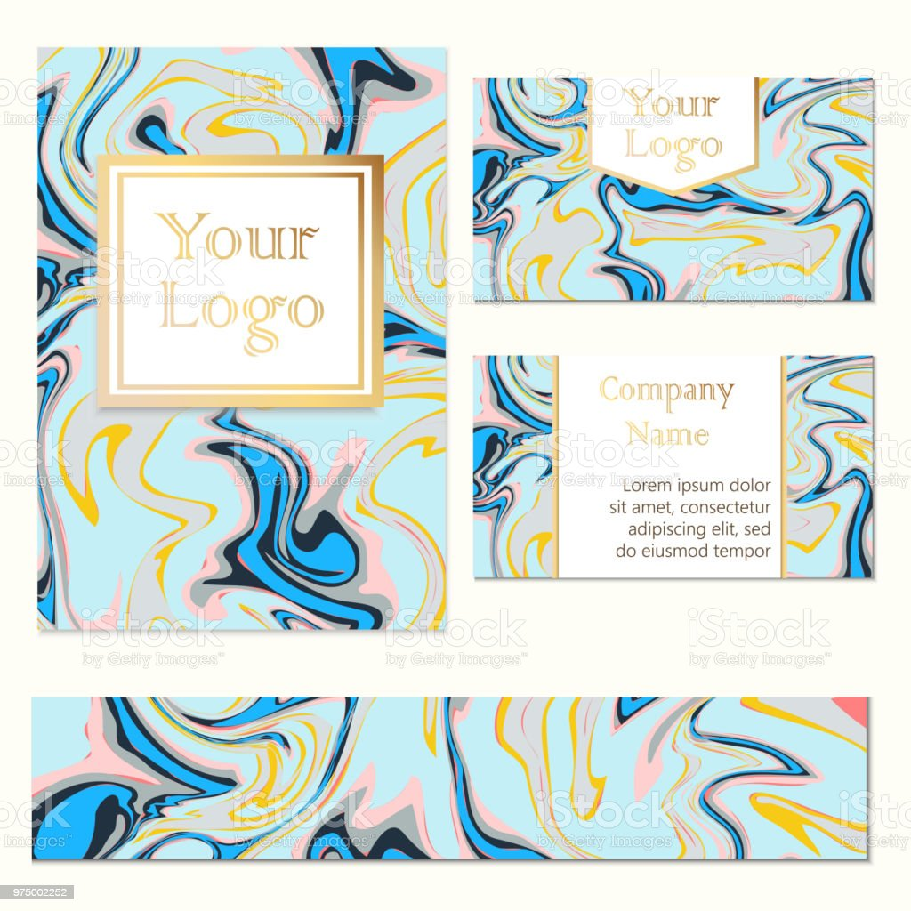Business card brochure flyer and banner with marble texture luxury business card brochure flyer and banner with marble texture luxury business card template reheart Choice Image