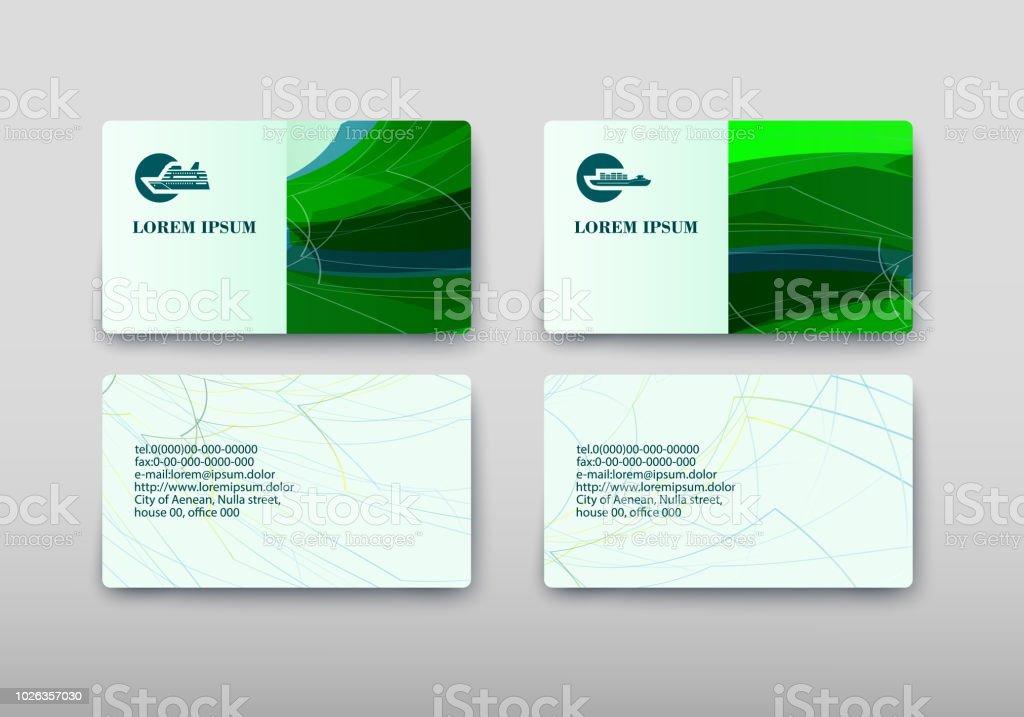 Carte De Visite Contient Les Coordonnes Rend Plus Facile Trouver Des Clients Pour La Promotion