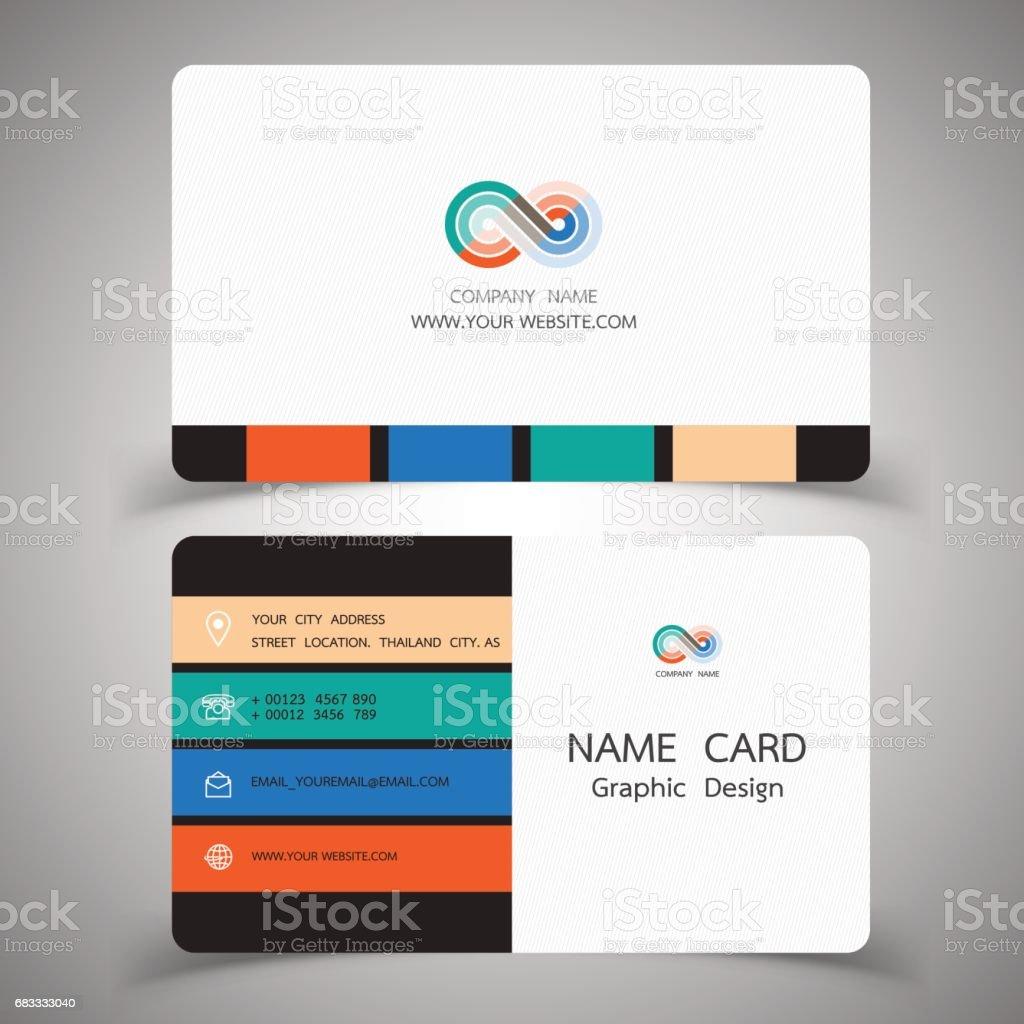 business card design set.Vector illustrations. 免版稅 business card design setvector illustrations 向量插圖及更多 卡 圖片