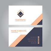 Millennial Business Card Design